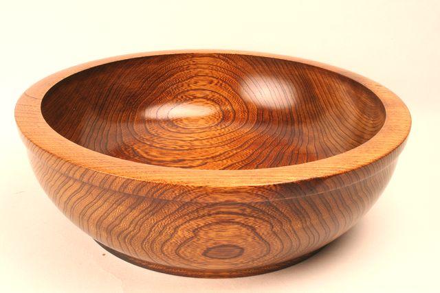 【送料無料】国産天然木 漆塗こね鉢 36cm