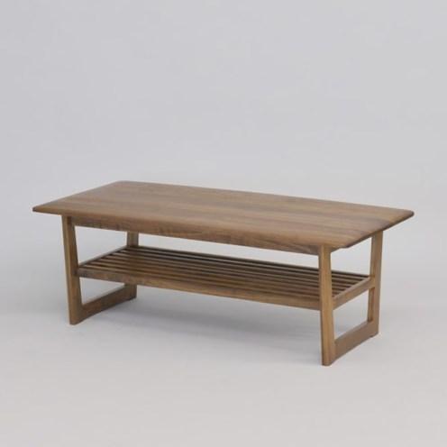 110カフェテーブル ウォールナット