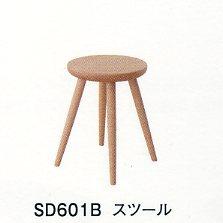 【送料無料】チェア クレセント SD601B スツール ビーチ材(ブナ) 飛騨産業