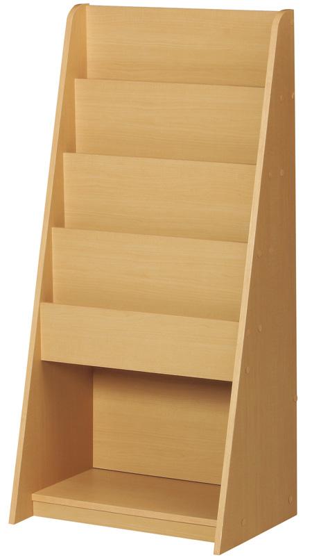 【日本製】木製マガジンスタンド PAN-11 幅60cm 幅600×奥行400×高1260 【smtb-k】【送料無料】