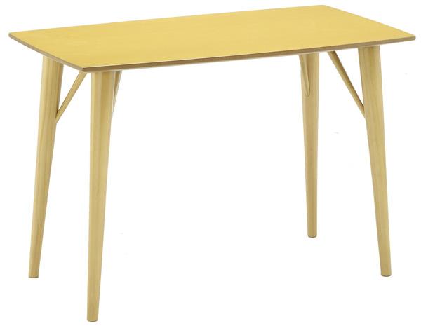 ダイニングテーブル センターテーブル(W900×D480×H600mm)7212(HOナチュラル色)/6212(DOダークブラウン色)マイアン材【送料無料】【smtb-TK】