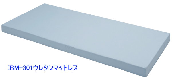 業務用2段ベット・ウレタンマットレス(IBM-301)マットレスカバー付(W900×L1900×t80)【送料無料】【smtb-TK】