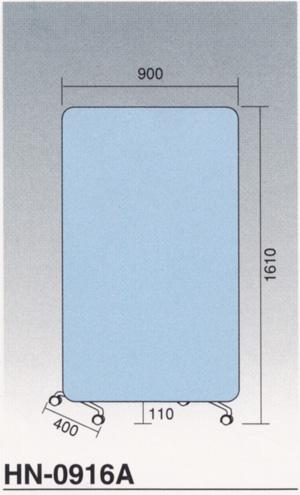 クロスクリーンパーティション(布製衝立)HN-0916A日本製【送料無料】【smtb-tk】