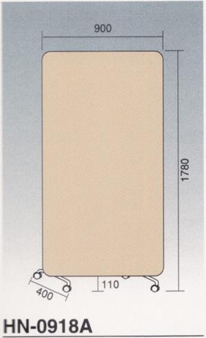 クロスクリーンパーティション(布製衝立)HN-0918A日本製ブルー・ベージュ・ピンク【送料無料】【smtb-tk】