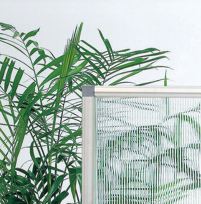 パーティーション スクリーン 衝立 全面透明クリアパネル(シングルタイプPSA-1509F)幅900×厚25×高さ1500(mm)パネル:6mm厚ポリカーボネイト(一枚入り) 【送料無料】【smtb-tk】