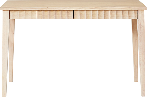 CHERRY COLLECTION CLASSIC STYLE SOHOデスクSD-620 ホワイトウォッシュ/ダークブラウン/ウィディブラックW1200×D500×H730(天然木集成材ラバーウッド)【送料無料】【smtb-TK】