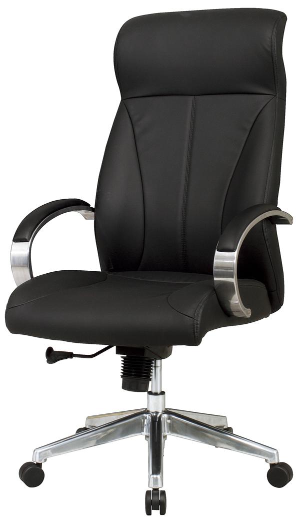 オフィスチェア OfficeChair オフィス肘付チェア MG-140Hマネジメントチェア 座昇降機構付・ロッキング機能付 合成皮革(ポリウレタンレザー)【smtb-TK】【送料無料】