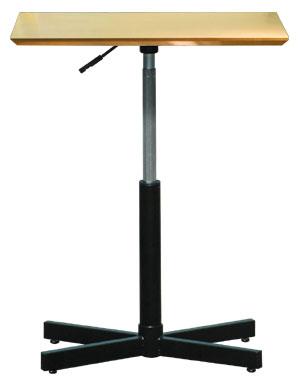 【日本製】リフトテーブル/ブランチヘサキテーブル BRX-645T(ナチュラル/ブラック)・BRX-645TD(ダークブラウン/ブラック)W600×D450×H515~770(mm)組立【送料無料】【smtb-TK】