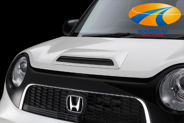 LynxWorksシリーズ車種別専用設計エアロ登場 純国産のハイクオリティ 25%OFF SilkBlazeシルクブレイズ LynxWorksシリーズN-ONEボンネットダクト 代引き決済不可 ダミー 2020モデル 未塗装 ※送料無料対象外
