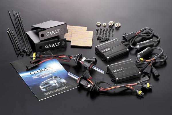 【限定特価】★K'SPEC GARAX ギャラクス★200系ハイエース[1型/2型]専用HIDコンバージョンキット[3G]フォグランプ用