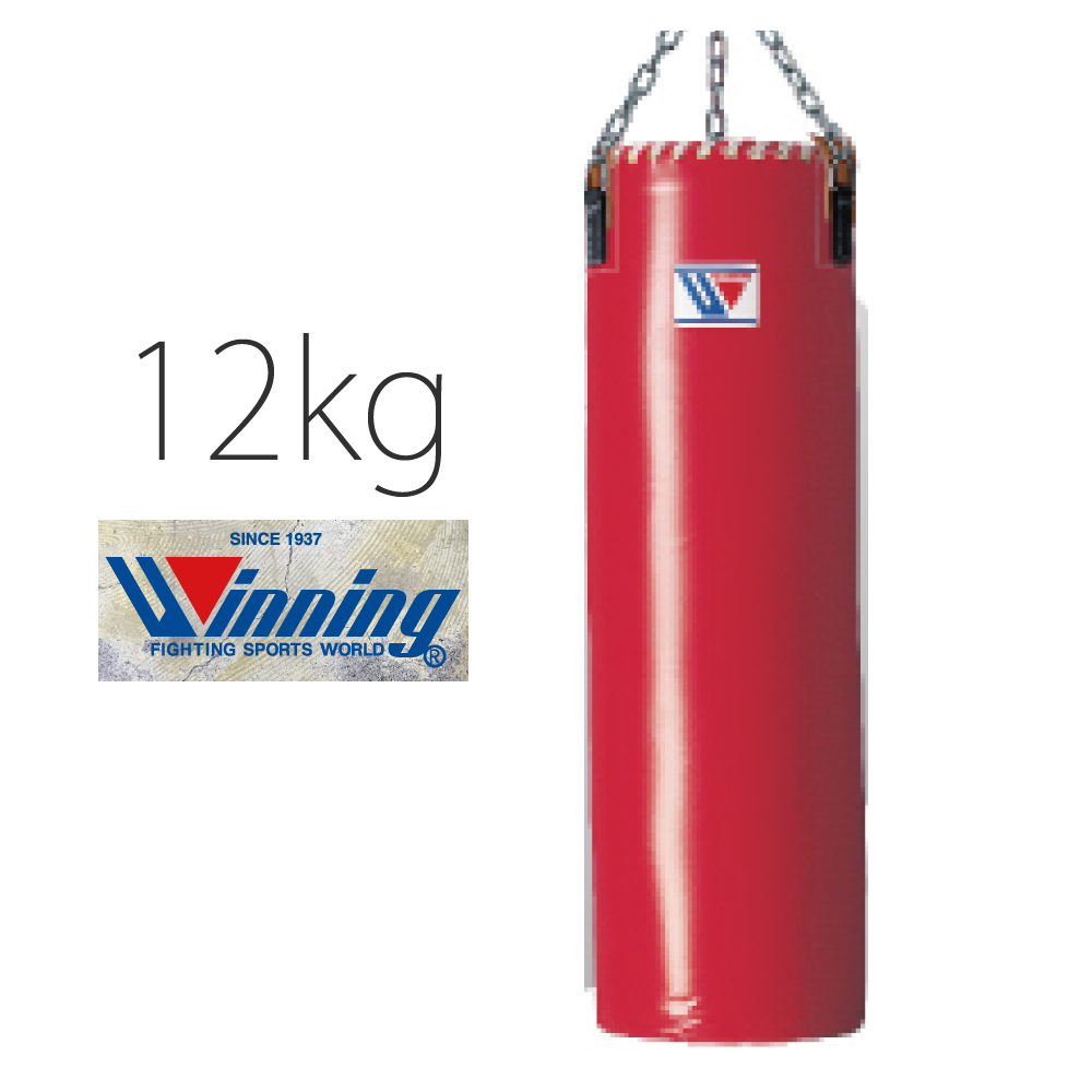 GT6000 ウイニング【Winning】トレーニングソフトバッグ12kgボクシング トレーニング