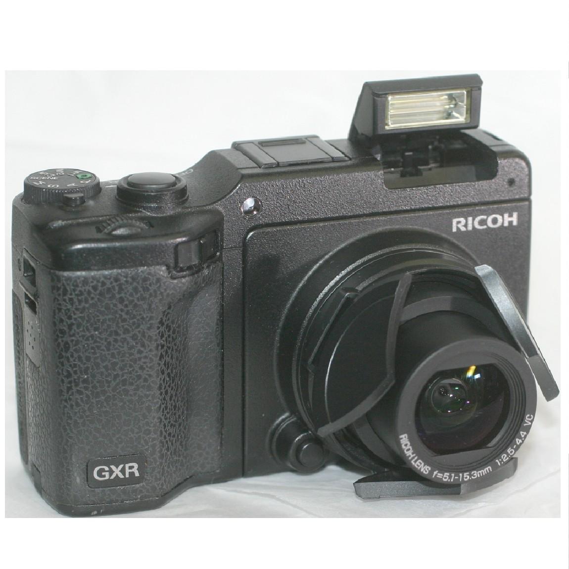 【中古】完動美品リコーのデジタルカメラGXR +S-10キット 1ヶ月保障付 20200310-5