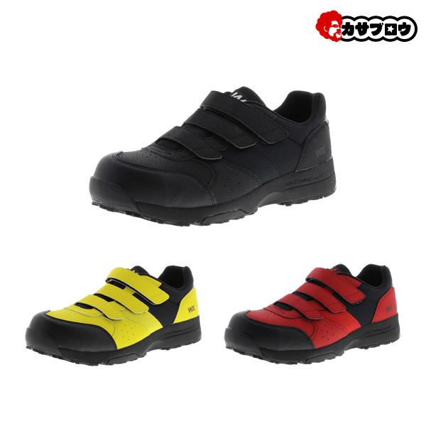 安全靴 スニーカー 先芯入り TEXY WX プロテクティブ WX-0002 アシックス商事