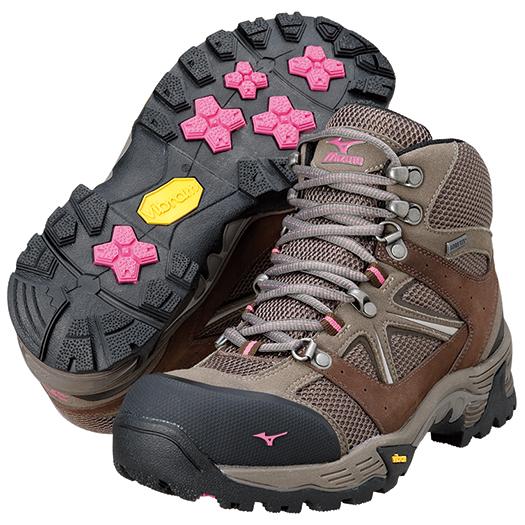 미즈노 MIZUNO 트레킹 신발 아웃 도어 19KM151 웨이브 탐색 고 어 텍 스 방수 사양 m19km151 등산
