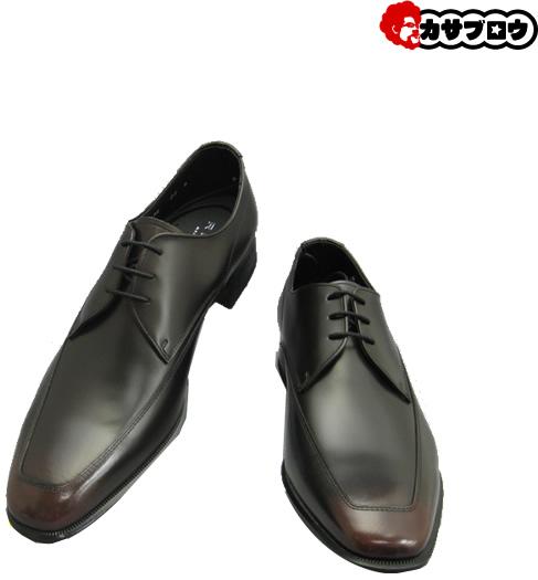 メンズ ビジネスシューズ 紳士靴 リーガル REGAL 727RAL 光沢感のあるキップ甲革のUチップ プレーントウ 本革 ストレートチップ 日本製 おすすめ 【送料無料】