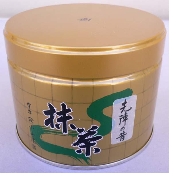 抹茶 先陣の昔(150g)