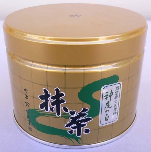 抹茶 神尾の白(150g)