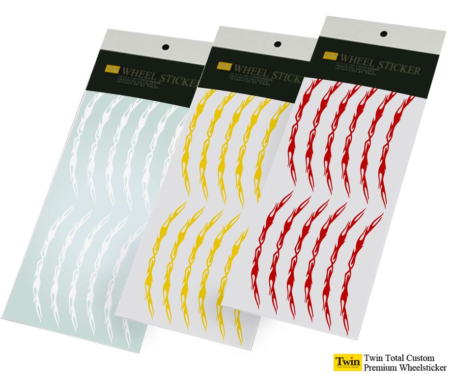 デザインリムステッカーtype-10 8~14インチ 新作送料無料 安い 激安 プチプラ 高品質 送料無料 ホイールステッカー