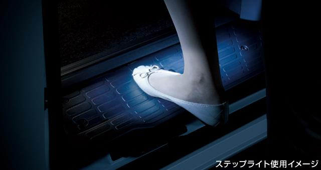 【トヨタ純正】 ステップライト ★エスクァイア 80系★