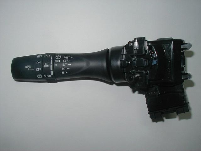 スズキ純正 時間調整式間欠ワイパースイッチレバー スペーシア ショッピング MK53S スペーシアカスタム 超人気
