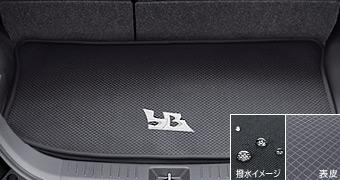 【トヨタ純正】 ラゲージソフトトレイ ★bB 20系★