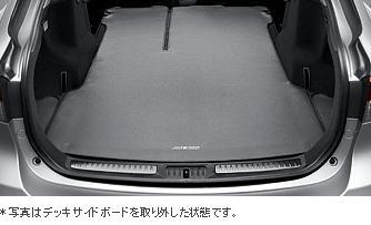【トヨタ純正】 ロングラゲージマット ★アベンシス 270系★