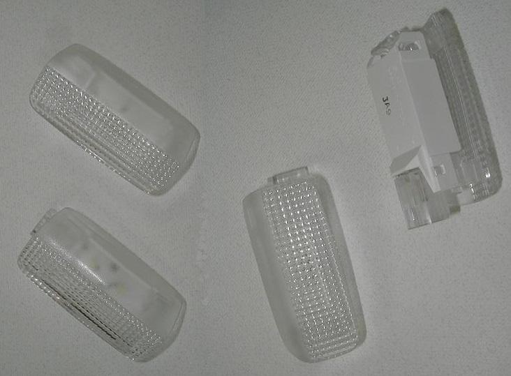 【レクサス純正】 ドアカーテシランプ [LEDホワイト] ★レクサスLS 40系前期・中期★