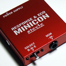セッティング済みの超小型サブコンピュータ! シエクル(siecle)MINICON トヨタ ハイエース200 ガソリン車