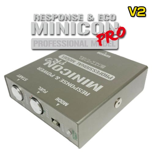 2つのボリュームと3モードの切替スイッチ これだけの簡単操作で燃調 スピード対応 安い 激安 プチプラ 高品質 全国送料無料 制御ポイントが自在に操れる siecle ミニコンプロ MINICON-PRO