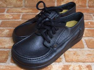 ヤコフォーム シティータイプ軽量タイプ 足に身体にやさしいドイツ健康シュ-ズjacoform[YC1150ブラックBK]【送料無料】【お取り寄せ】