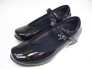 ヨネックス ウォーキングシューズ パンプス レディース靴【LC67 LC-67 エナメルブラック】【送料無料】パワークッション パンプススタイルYONEX【お取り寄せ】
