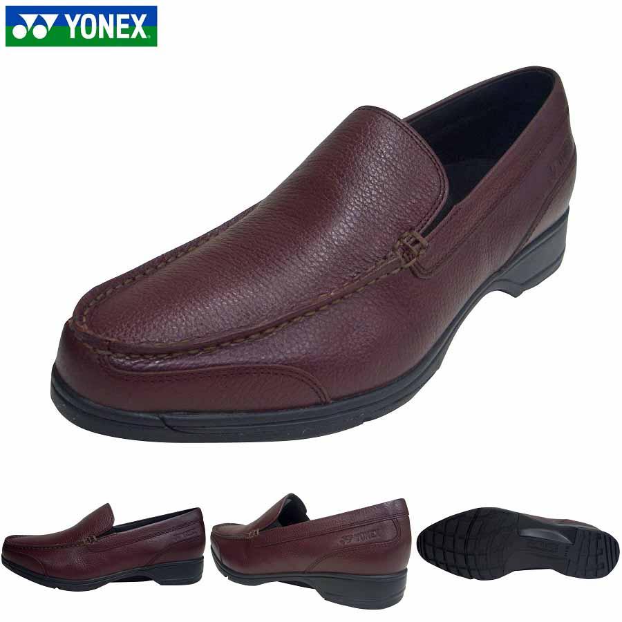Yonex walking shoes men shoes YONEX slip-ons casual walk power cushion