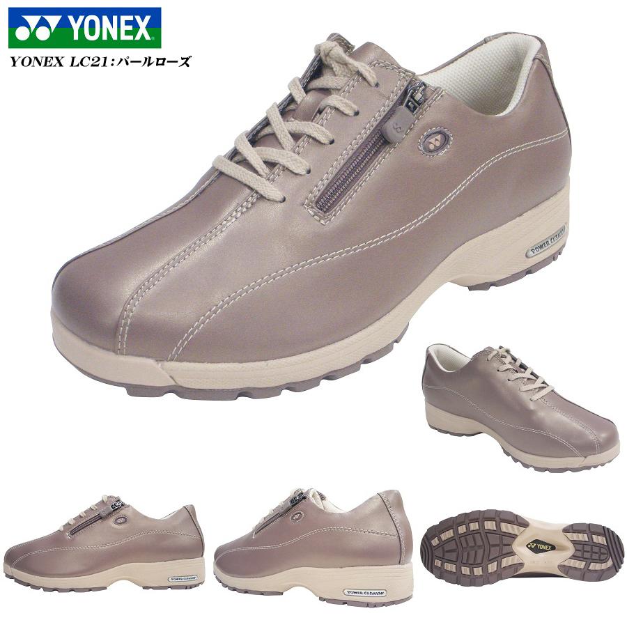 요넥스 워킹 슈즈 레이디스구두 LC21 LC-21 3.5 E파워 쿠션 YONEX Power Cushion Walking Shoes