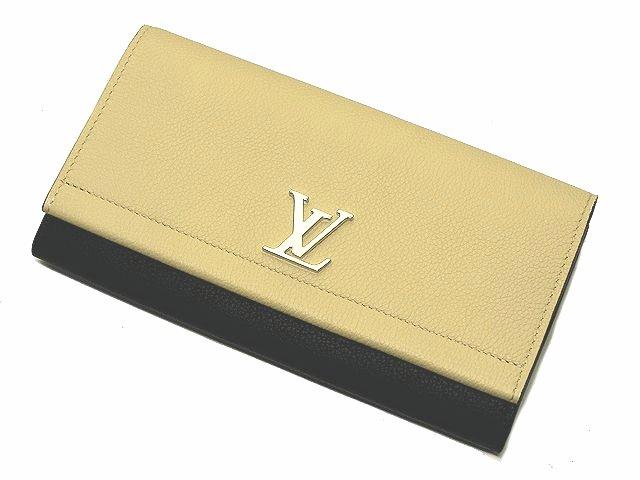 M62328レディース長財布 【新品未使用】LOUIS VUITTON★ルイ・ヴィトンポルトフォイユ・ロックミー2