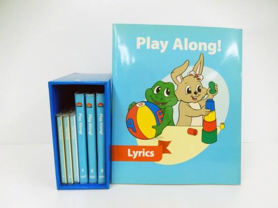 【新着】◆プレイアロングDVD版(おもちゃ無)◆ディズニー英語システム【中古】ワールドファミリー DWE 英語教材 幼児教材 子供教材 知育教材 206002