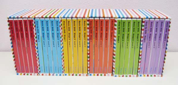 【お値下】◆ベネッセ◆「ワールドワイドキッズ stage1~6 DVDセット」 【中古】 幼児教材 子供教材 知育教材 英語教材