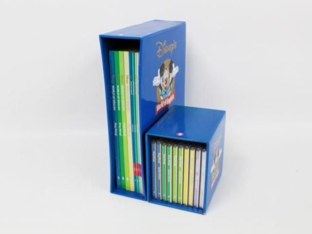 マーケティング シングアロング 本 CD セット ディズニー英語システム 中古 ワールドファミリー DWE 021012 好評 知育教材 子供教材 幼児教材 英語教材 DS0013