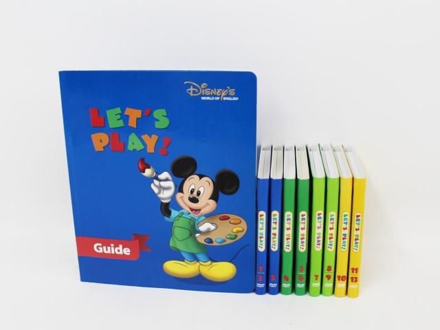 新着 レッツプレイDVD全8巻 2005年版 ディズニー英語システム 中古 ワールドファミリー DWE 英語教材 子供教材 Seasonal Wrap入荷 DL2102 知育教材 628012 幼児教材 公式サイト