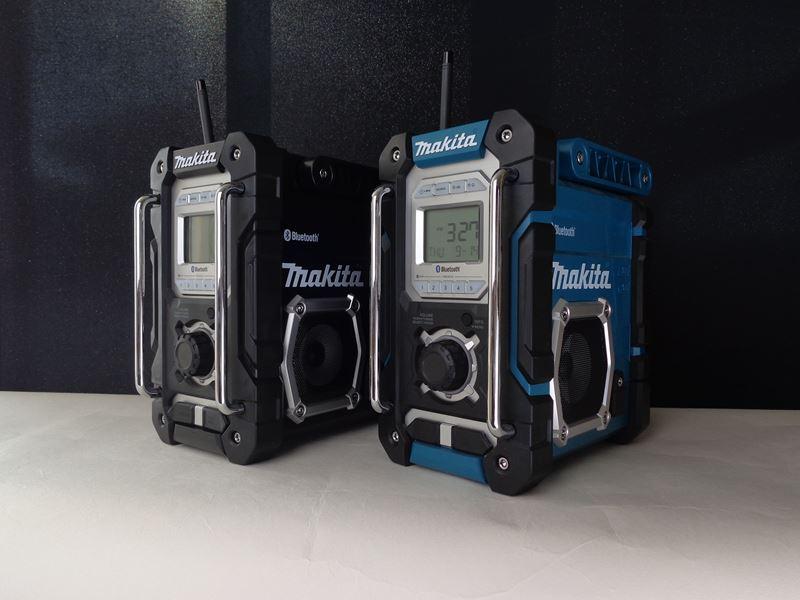 マキタ 充電式ラジオ MR108 + 充電式クリーナーCL181