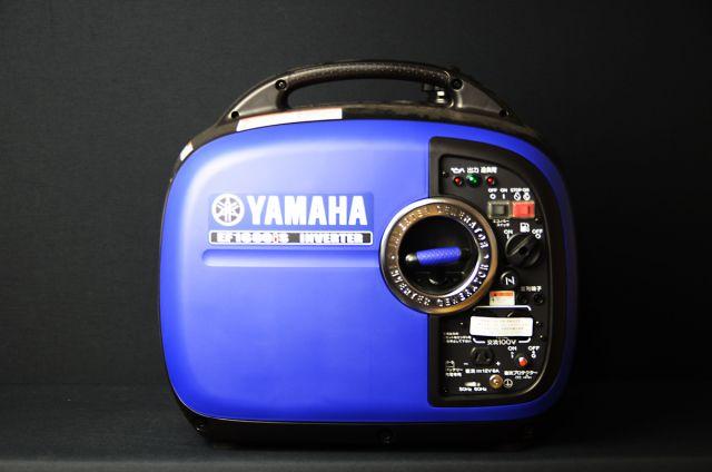 【ヤマハ】 インバータ発電機 EF1600is