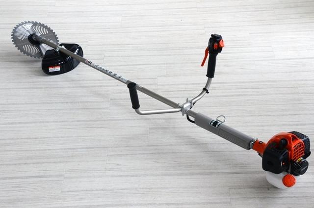 【共立】低振動、軽量刈払機 SRE2420UT 23cc トリガーハンドル
