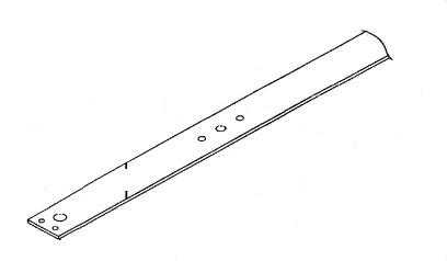 カリハステー(900mm)ボルトナットタイプ#5305-4205-000