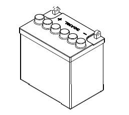 オーレック 初売り 共立 無料サンプルOK isekiアグリ バッテリー#40B19R 乗用草刈機用