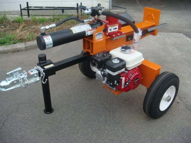 【BRAVE】 エンジン式薪割機 薪割り機 VH-1500GX 縦横両割り 破砕力15t 【営業所止め送料込み】