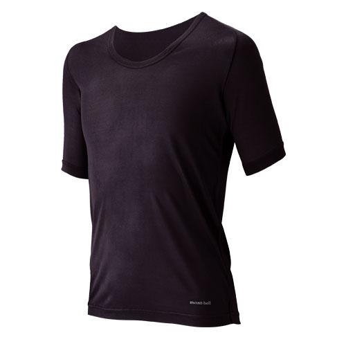 スペリオルシルクL.W. UネックTシャツ Men's ( 品番 #1107253 )