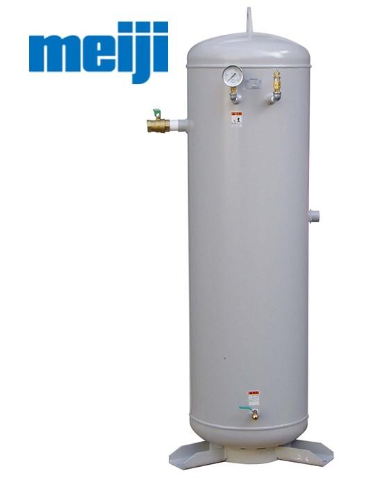 空気タンク ST160A-100 160L 明治機械製作所 エアータンク 補助タンク 法人様お届けのみ