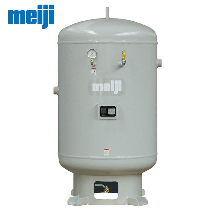 【限定特価】 400L 空気タンク ST400D-100 明治機械製作所 補助タンク エアータンク 法人様お届けのみ:kikaihanbai-DIY・工具