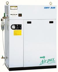 明治機械製作所 オイルフリーパッケージコンプレッサ DPF-22【smtb-s】