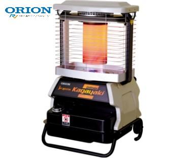 オリオン ジェットヒーター GHR240A1-G 全周囲加温 おすすめ 体育館 暖房 防寒