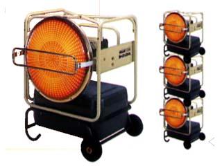 静岡製機 赤外線ヒーター VAL6-KBS 体育館暖房機